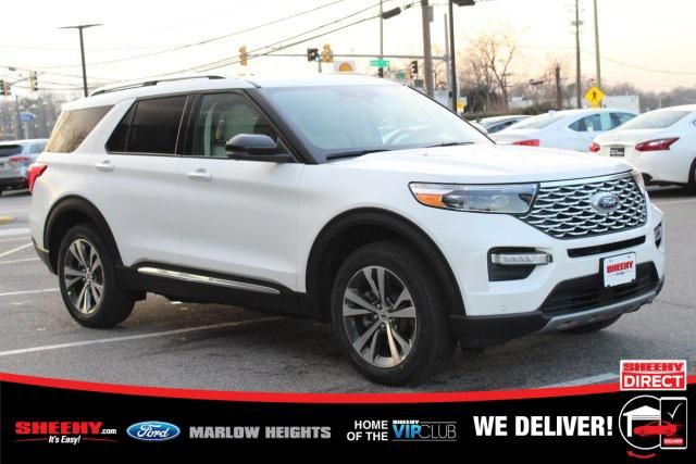 2020 Ford Explorer Platinum for sale in Marlow Heights, MD