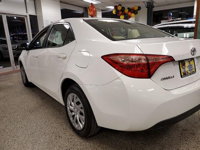 2017 Toyota Corolla L 5