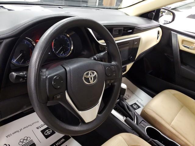 2017 Toyota Corolla L 12