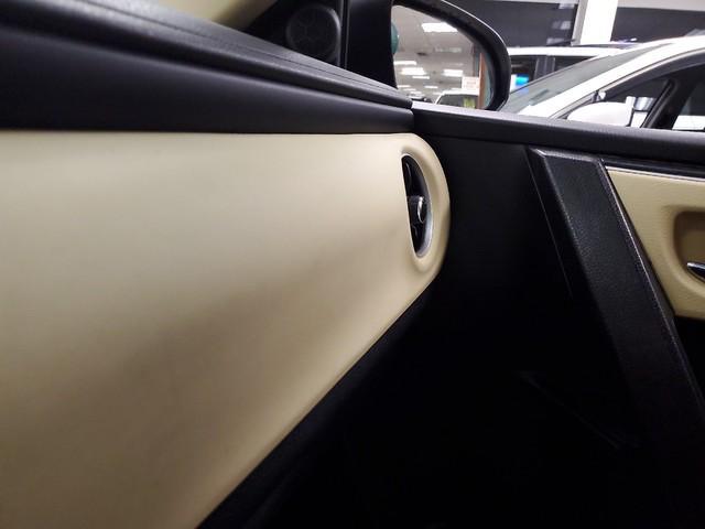 2017 Toyota Corolla L 25