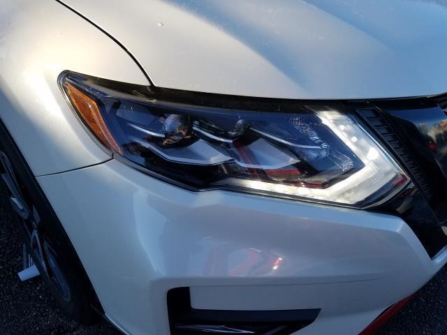 2017 Nissan Rogue SL 5