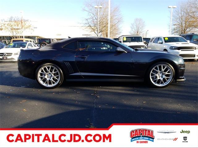 2013 Chevrolet Camaro SS 2dr Car Slide