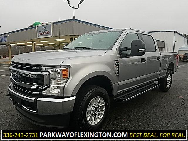 Iconic Silver Metallic 2020 Ford F-250SD XL 4D Crew Cab Lexington NC