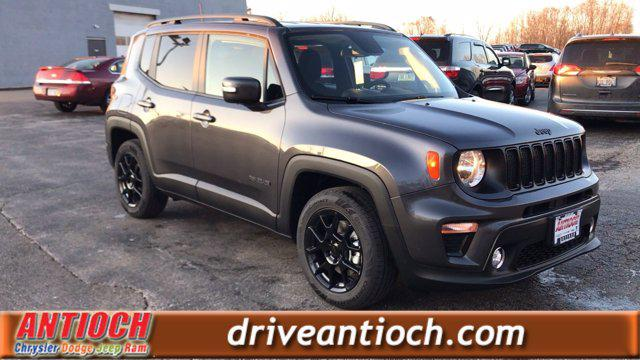 2020 Jeep Renegade Altitude for sale in Antioch, IL