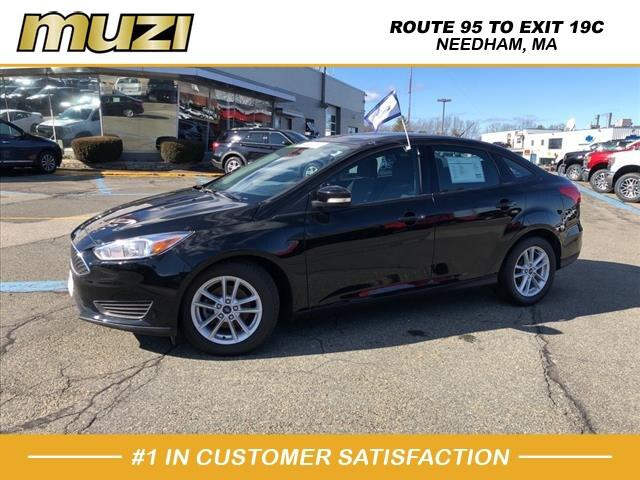 2017 Ford Focus SE for sale in Needham, MA
