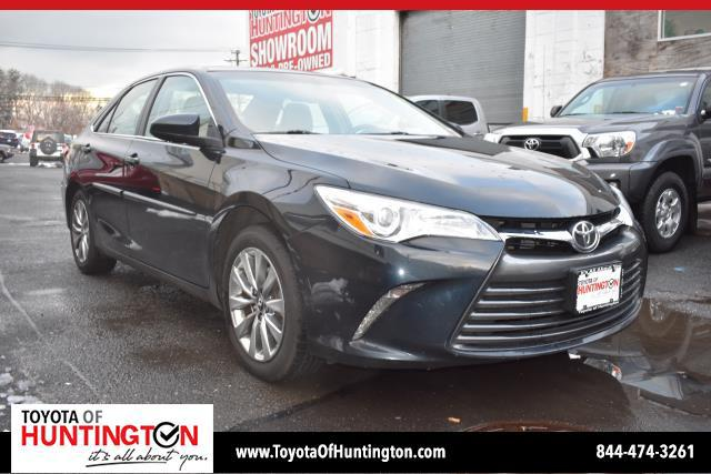 Cosmic Gray Mica 2017 Toyota Camry XLE 4dr Car Huntington NY