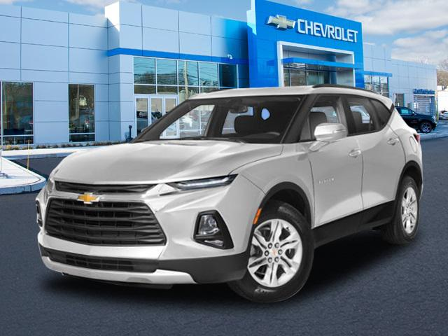 Summit White 2020 Chevrolet Blazer LT SUV Huntington NY
