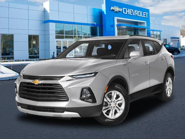 Silver Ice Metallic 2020 Chevrolet Blazer LT SUV Huntington NY