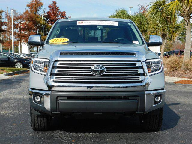 2019 Toyota Tundra 4Wd LIMITED Standard Bed Slide