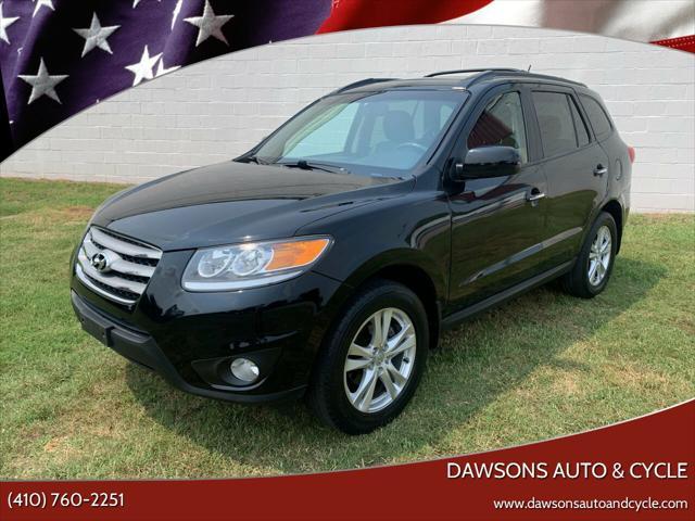2012 Hyundai Santa Fe Limited for sale in Glen Burnie, MD