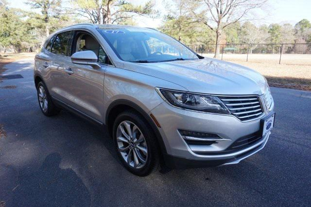 Silver 2017 Lincoln Mkc SELECT SUV Wilmington NC