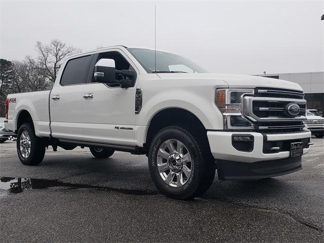2020 Ford F-250Sd Platinum