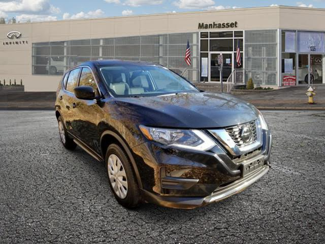 2018 Nissan Rogue S [7]