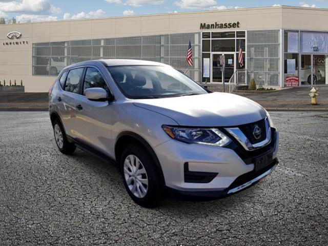 2018 Nissan Rogue S [5]