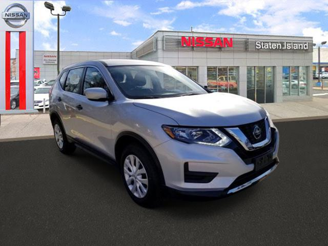 2018 Nissan Rogue AWD S [14]