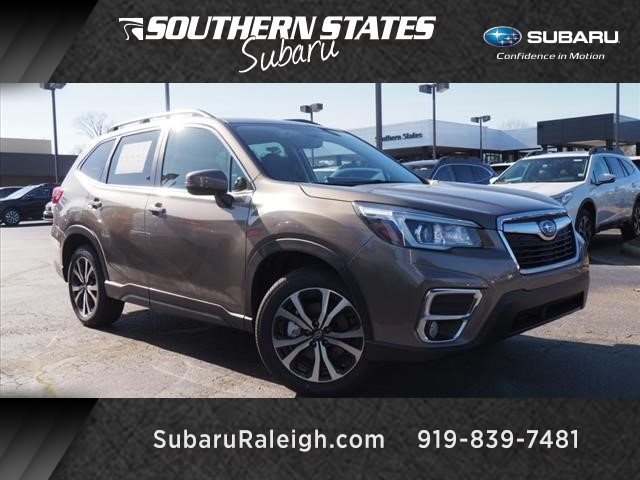 2020 Subaru Forester LIMITED SUV Slide