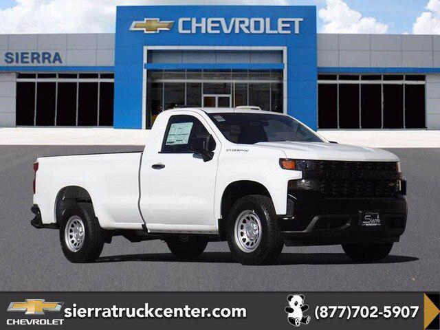 2020 Chevrolet Silverado 1500 Work Truck [2]