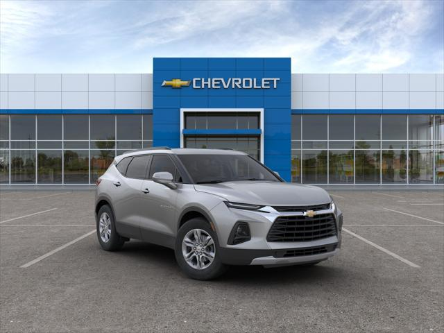 Silver Ice Metallic 2020 Chevrolet Blazer LT SUV Huntington NY