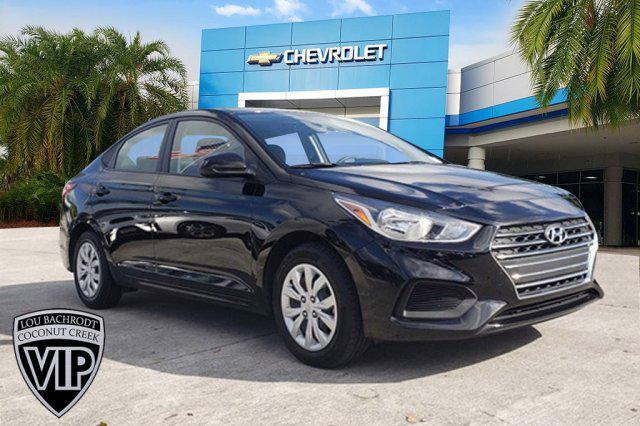 2019 Hyundai Accent SE for sale in Coconut Creek, FL