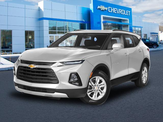 2020 Chevrolet Blazer LT SUV Slide