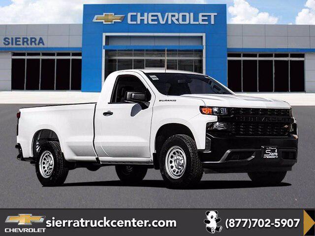 2020 Chevrolet Silverado 1500 Work Truck [0]