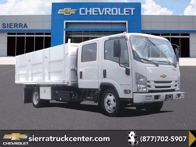 2020 Chevrolet 5500Hd Lcf Diesel 2WD Crew Cab 176″ [0]