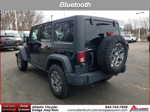 2018 Jeep Wrangler Jk Unlimited RUBICON SUV Huntington NY