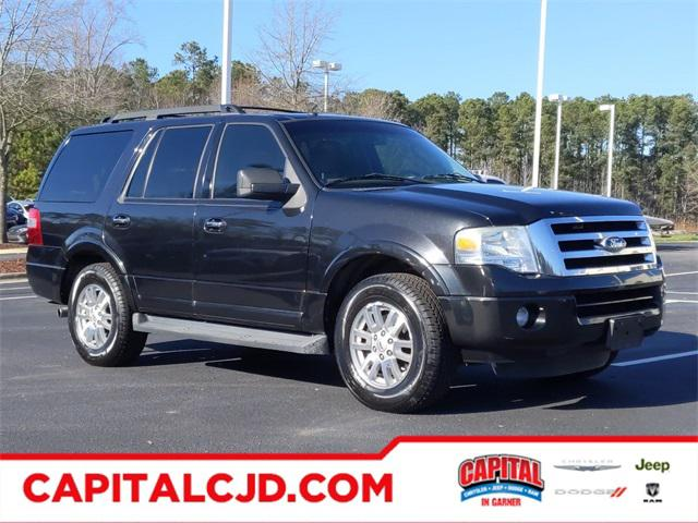 2011 Ford Expedition XLT SUV Slide