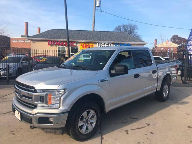 2018 Ford F-150 XLT 4x4 4dr SuperCrew 5.5 ft. SB for sale in Baltimore, MD