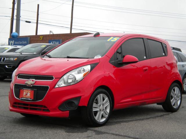 2015 Chevrolet Spark LS for sale in El Paso, TX
