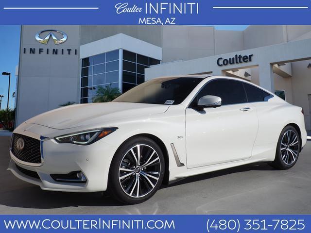 2020 INFINITI Q60 3.0t LUXE for sale in Mesa, AZ