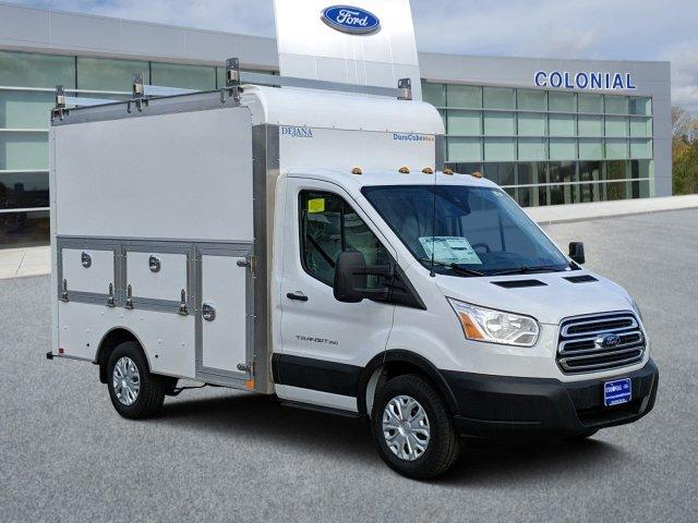 2019 Ford Transit Cutaway T-350 SRW 138 WB 9500 GVWR
