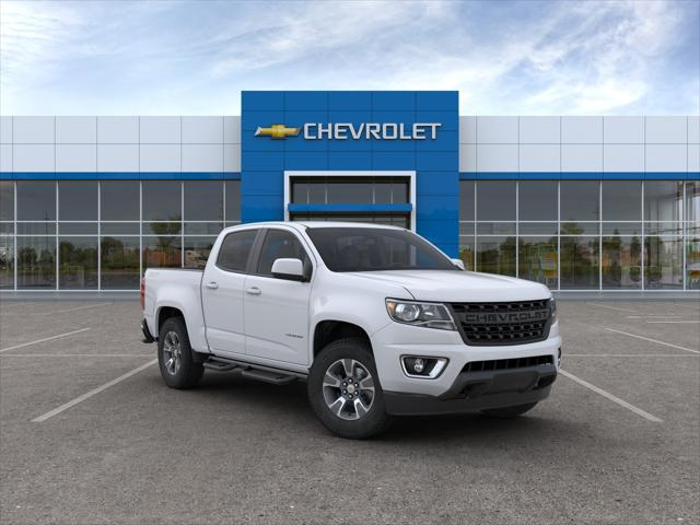 2020 Chevrolet Colorado 4WD Z71 Short Bed Slide