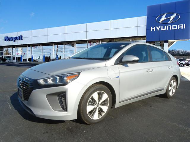 Hyundai Ioniq Plug-In Hybrid Under 500 Dollars Down