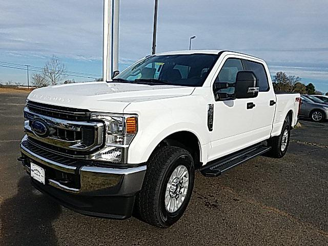 Oxford White 2020 Ford F-250SD XL 4D Crew Cab Lexington NC