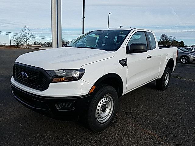 Oxford White 2020 Ford Ranger XL Super Cab Lexington NC