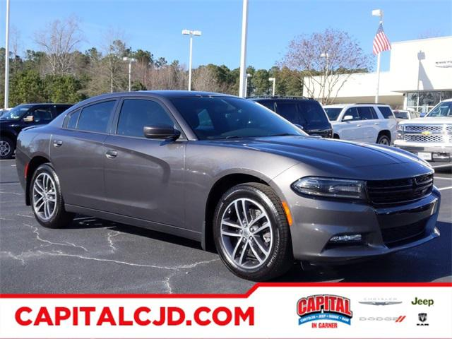 2019 Dodge Charger SXT 4dr Car Slide
