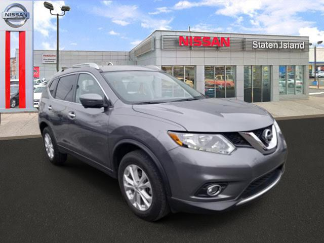 2016 Nissan Rogue AWD 4dr SL [9]