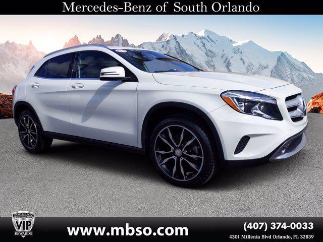 2017 Mercedes-Benz GLA GLA 250 for sale in Orlando, FL