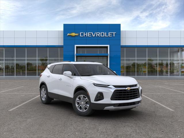 Summit White 2020 Chevrolet Blazer LT SUV Huntington NY
