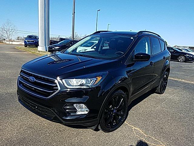 2017 Ford Escape SE 4D Sport Utility Slide