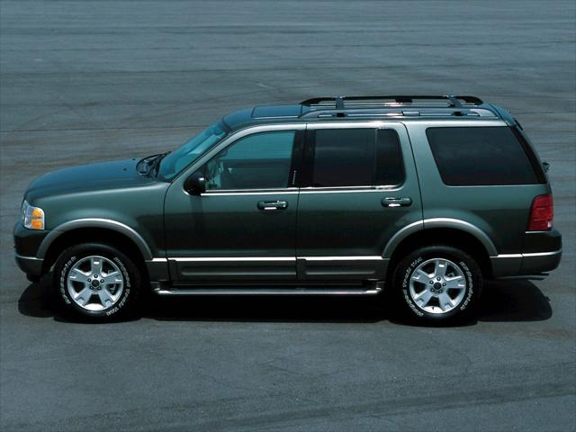Blue 2004 Ford Explorer EDDIE BAUER SUV Wilmington NC