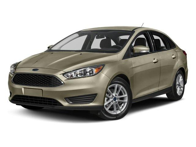 Magnetic Metallic 2017 Ford Focus SE 4dr Car Rocky Mount NC