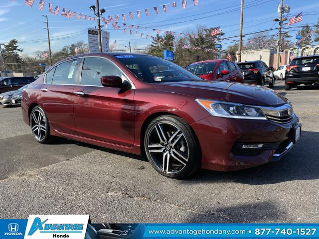 2017 Honda Accord Sedan SPORT 4dr Car Slide