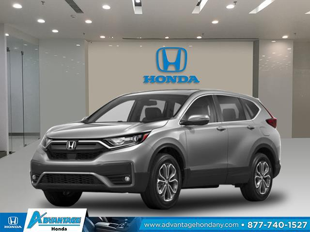 Obsidian Blue Pearl 2020 Honda Cr-V EX SUV Huntington NY