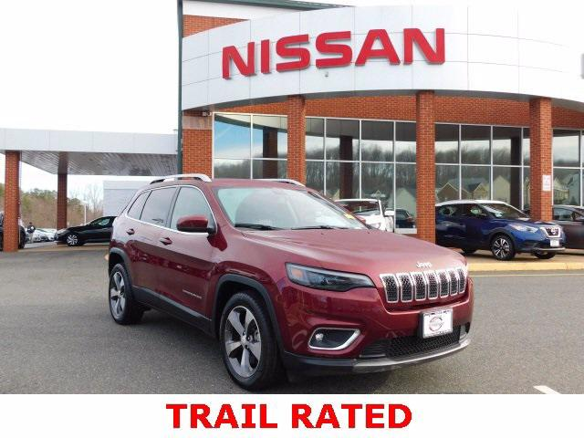 2019 Jeep Cherokee Limited for sale in Stafford, VA