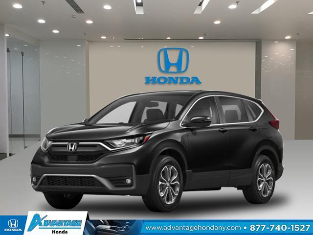 Obsidian Blue Pearl 2020 Honda Cr-V EX-L SUV Huntington NY