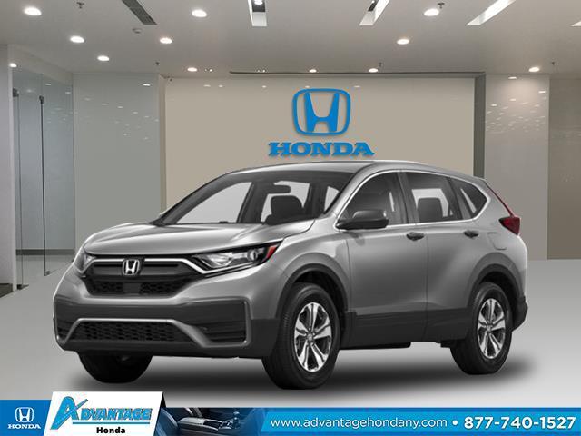 Lunar Silver Metallic 2020 Honda Cr-V EX-L SUV Huntington NY