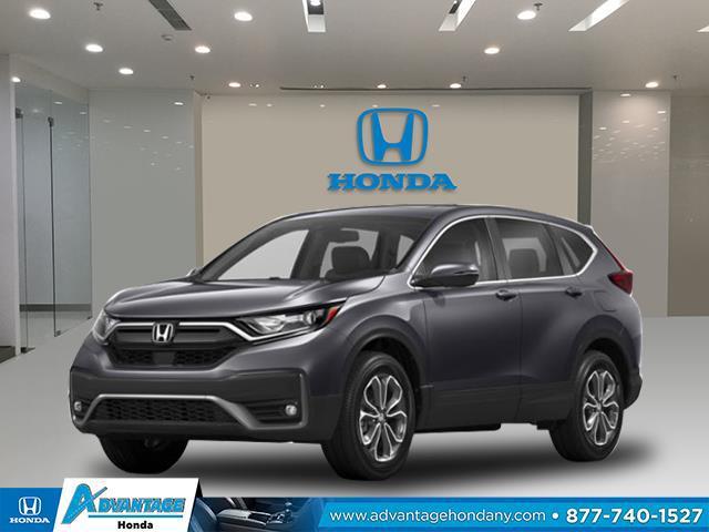 Modern Steel Metallic 2020 Honda Cr-V EX-L SUV Huntington NY