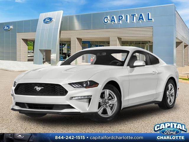 Oxford White 2020 Ford Mustang GT 2D Coupe Charlotte NC